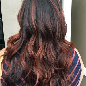 Ft. lauderdale copper hair