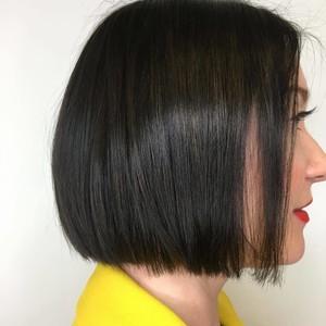 Ft. lauderdale blunt bob hair cut