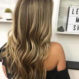 Ft. lauderdale balayage hair