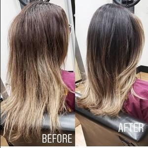 Ft. lauderdale womens hair cut 3