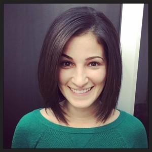Ft. lauderdale womens hair cut 1