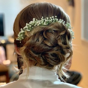 Ft. lauderdale bridal hair 2