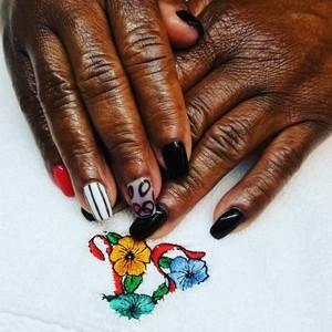 Boca raton nail art