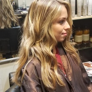 Ft. lauderdale balayage hair 7