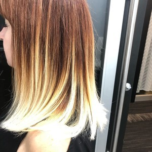Orlando hair color