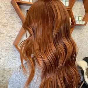 Orlando red hair