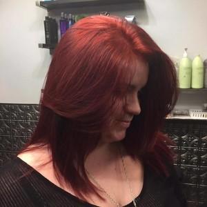 College park orlando womens red hair