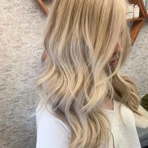 Orlando blonde hair 1
