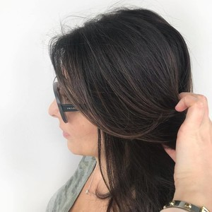 College park orlando brunette hair