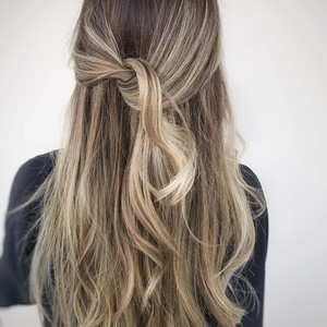 College park orlando balayage hair
