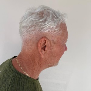 College park orlando mens fade hair cut