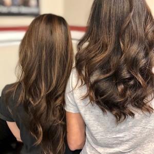 Boca raton brunette hair 1