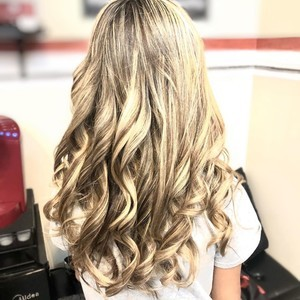 Boca raton blonde hair 1