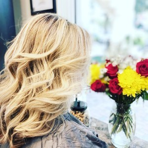 Boca raton blonde hair color