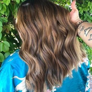 Boca raton balayage hair 3