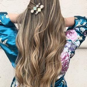 Boca raton balayage hair 4