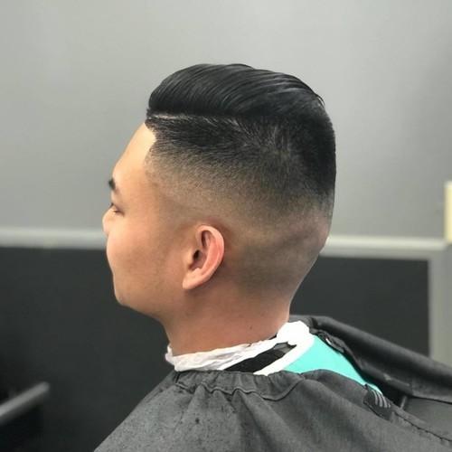Orlando metrowest mens hair cut