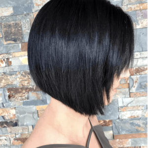 Boca raton black bob hair cut