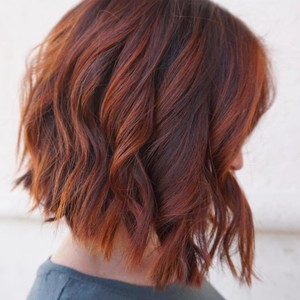 Boca raton copper hair color