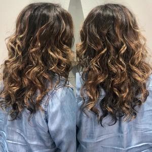 Orlando brunette hair 5