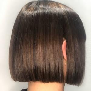Orlando blunt bob hair cut