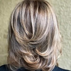 Orlando metrowest balayage hair