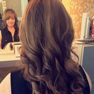 Orlando metrowest brunette hair