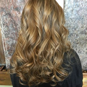 Orlando waterford lakes highlights and curls