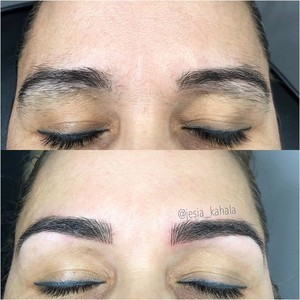 Dr. phillips orlando microbladng before and after 3