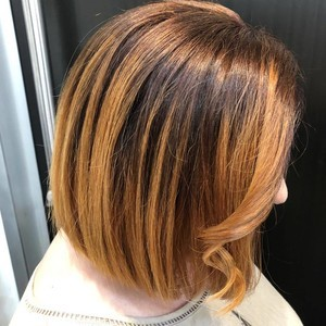 Orlando hair color 1