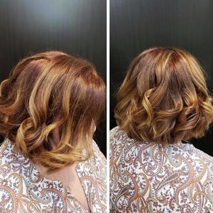 Orlando hair color 2