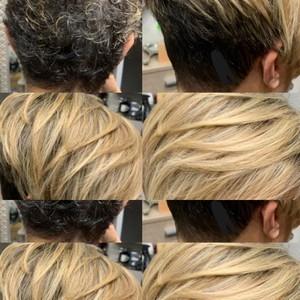 Orlando dr. phillips womens hair cut