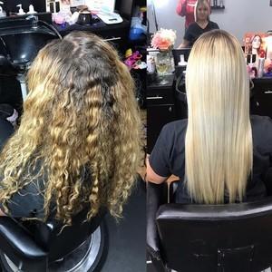 Maitland blonde hair 2