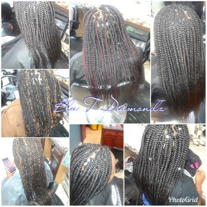 Maitland box braids