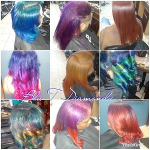 Maitland hair color