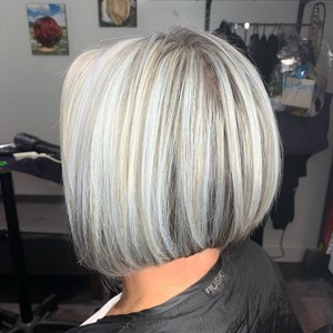 East colonial orlando platinum blonde hair