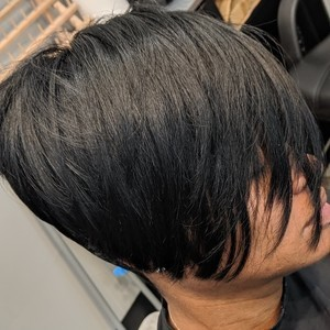 Winter garden womens hair cut