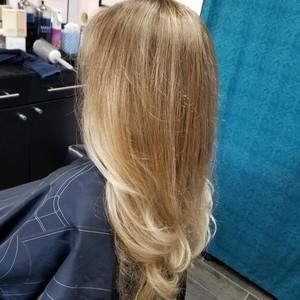 College park orlando blonde hair