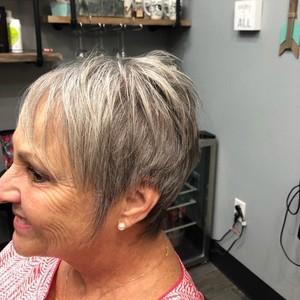 Winter garden womens hair cut