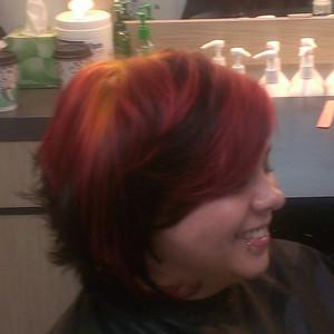 Fall hair2