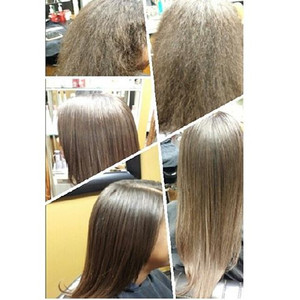 Hair perfection before after