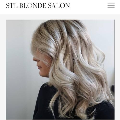 Stl Blonde Salon