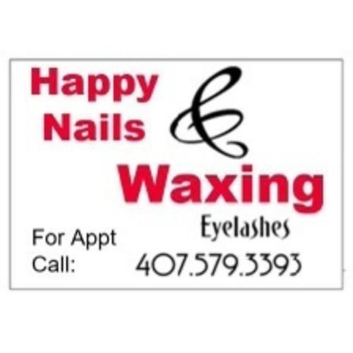 Happy Nails Waxing and Eyelashes