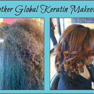 Gk makeover black