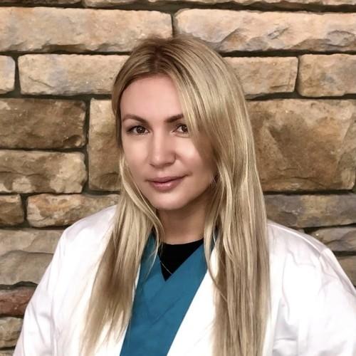 Viktoryia Kurkezh