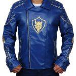 Men's Mitchell Hope Descendants 2 King Ben Blue Jacket