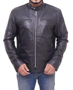 Men's Preacher TV Series Cassidy Black Leather Jacket