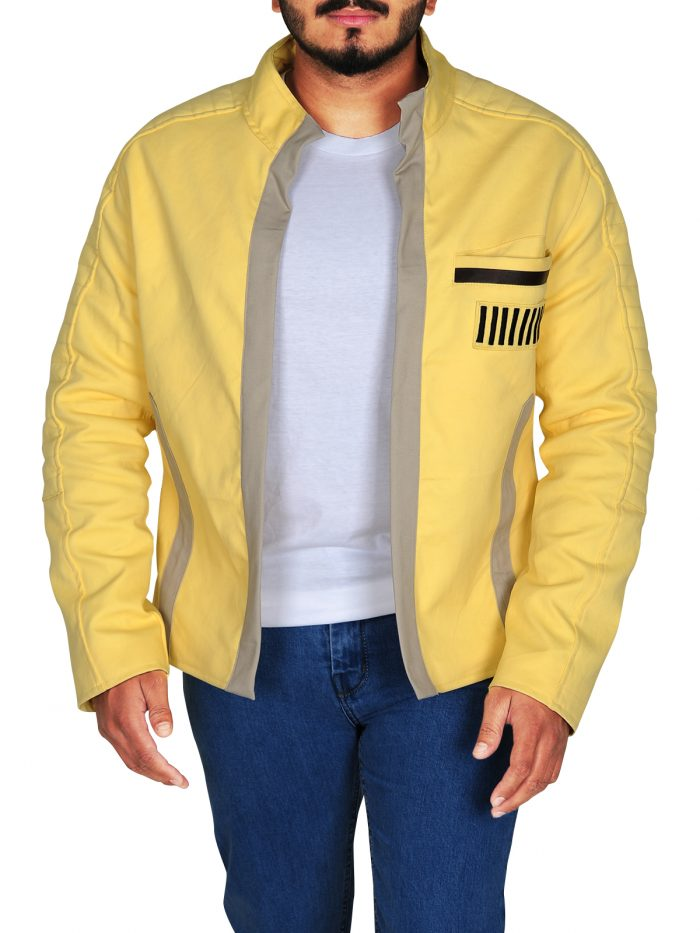 Star Wars Mark Hamill Cotton Jacket For Men