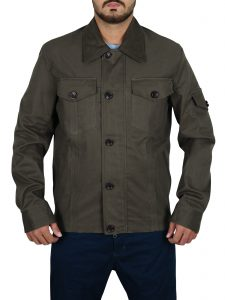 Supernatural Dean Winchester Cotton Jacket For Men