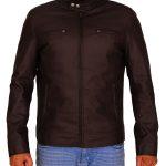 Supernatural Mark Pellegrino Faux Leather Jacket
